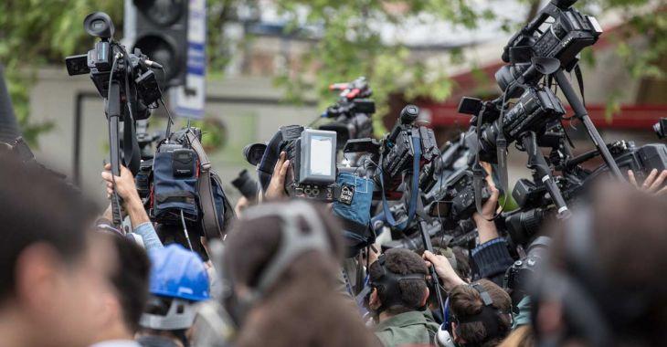 Perskit, voor in de media